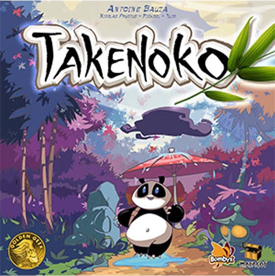 Cover of Takenoko